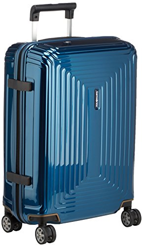 Samsonite Neopulse Spinner, S (55cm-38L), METALLIC BLUE