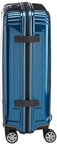 Samsonite Neopulse Spinner, S (55cm-38L), METALLIC BLUE - 7