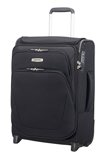 SAMSONITE Spark SNG - Upright 55/20 Expendable with SmartTop Bagage cabine, 55 cm, 48,5 liters, Schwarz