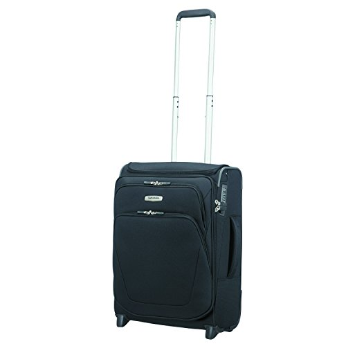 SAMSONITE Spark SNG – Upright 55/20 Expendable with SmartTop Bagage cabine, 55 cm, 48,5 liters, Schwarz - 4