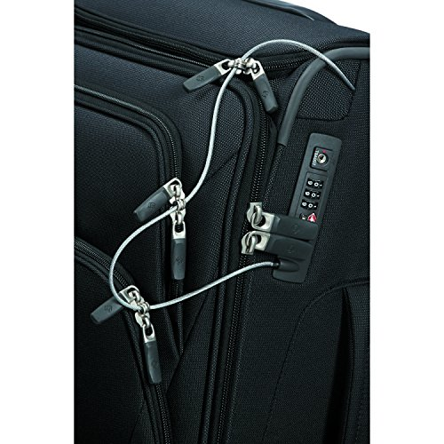 SAMSONITE Spark SNG – Upright 55/20 Expendable with SmartTop Bagage cabine, 55 cm, 48,5 liters, Schwarz - 5