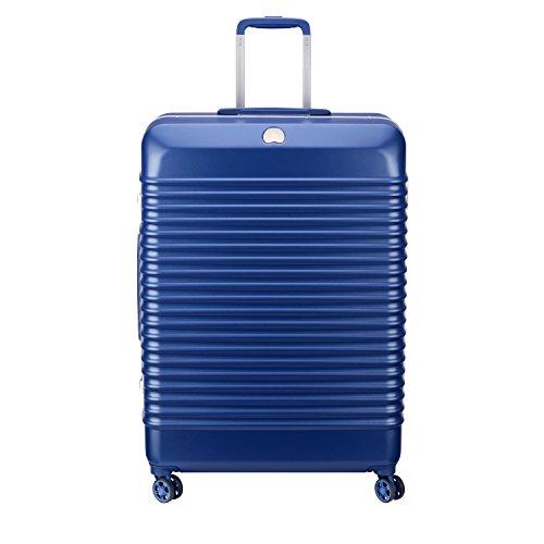 DELSEY PARIS Bastille Frame Koffer, 76 cm, 100 liters, Blau (Bleu Marine) - 11