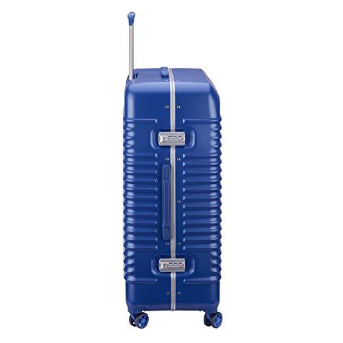 DELSEY PARIS Bastille Frame Koffer, 76 cm, 100 liters, Blau (Bleu Marine) - 5