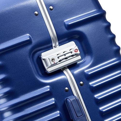 DELSEY PARIS Bastille Frame Koffer, 76 cm, 100 liters, Blau (Bleu Marine) - 6