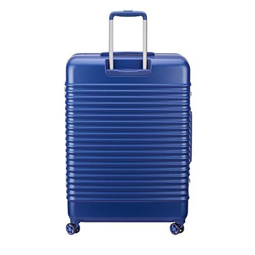 DELSEY PARIS Bastille Frame Koffer, 76 cm, 100 liters, Blau (Bleu Marine) - 8
