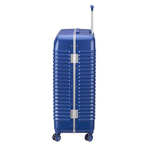 DELSEY PARIS Bastille Frame Koffer, 76 cm, 100 liters, Blau (Bleu Marine) - 9