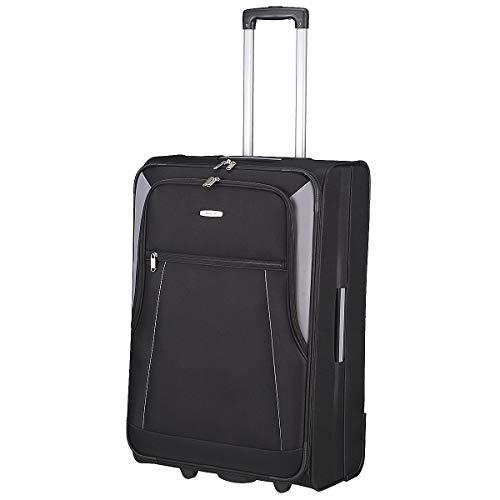 Travelite Portofino 2-Rollen-Trolley L 72 cm schwarz