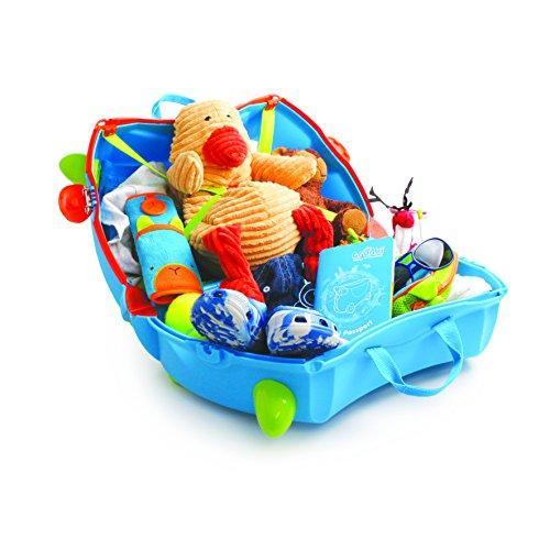 Trunki Koffer für Kinder Terrance blue - 2