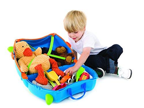 Trunki Koffer für Kinder Terrance blue - 13