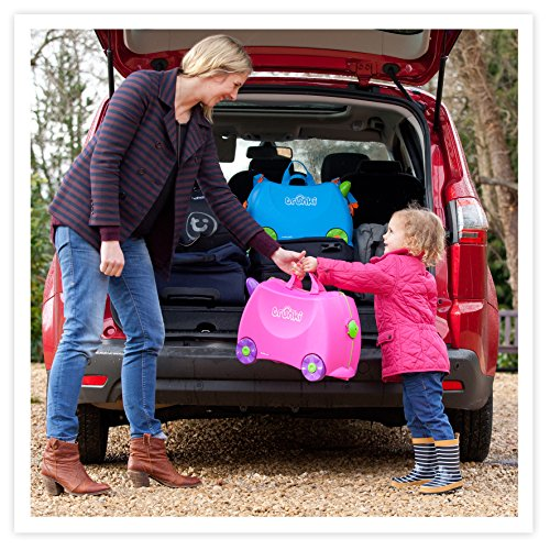 Trunki Koffer für Kinder Terrance blue - 15