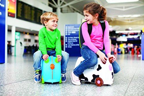 Trunki Koffer für Kinder Terrance blue - 16