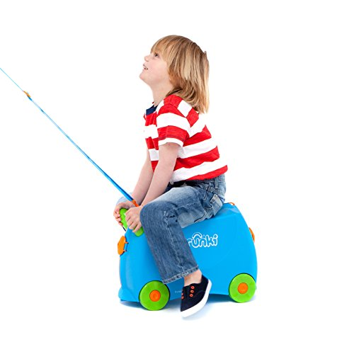 Trunki Koffer für Kinder Terrance blue - 4