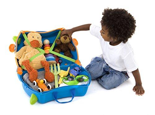 Trunki Koffer für Kinder Terrance blue - 7