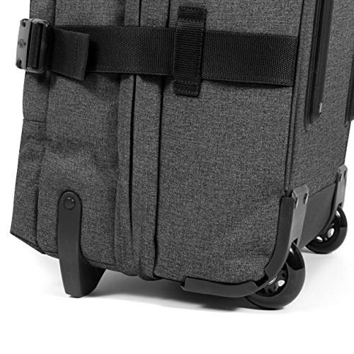 Eastpak Tranverz L Koffer, 79 cm, 121 L, Grau (Black Denim) - 9