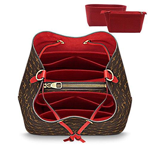 Danslove, Taschenorganizer Rot rot M