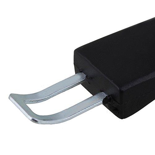 bqlzr Koffer-Ersatzgriff, Gepäckgriff, 15,5cm lang, Ersatz-Tragegriff  - 6