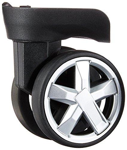 AmazonBasics - Ersatzräder für Hartschalen-Koffer, Mehrfarbig - 2
