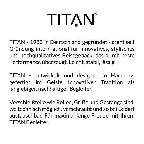 TITAN Koffer – 67 Liter - 9
