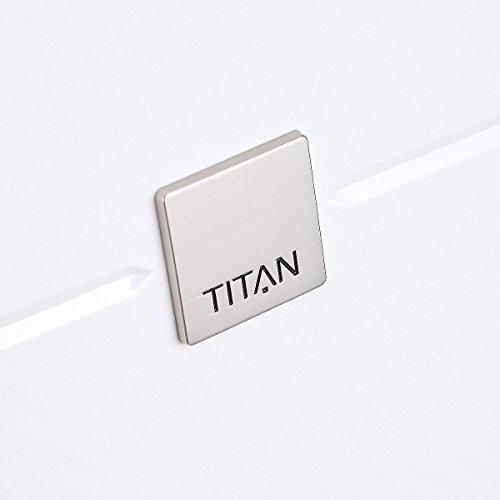 Titan Mono 4-Rollen-Trolley – 113 Liter - 8