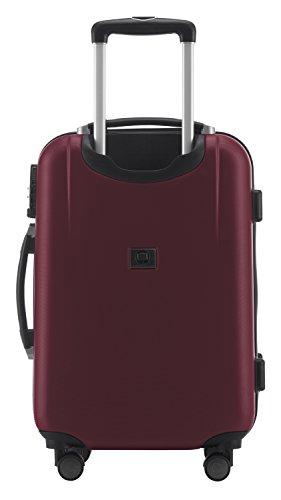 HAUPTSTADTKOFFER – Koffer Handgepäck Wedding Trolley Hartschale – 42 Liter - 7