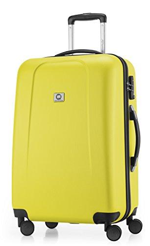 Hauptstadtkoffer® - Reisekoffer inkl TSA Schloß und 4x 360 Grad Leichtlaufrollen - 67 Liter