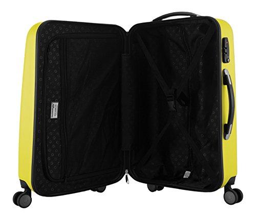 Hauptstadtkoffer® – Reisekoffer inkl TSA Schloß und 4x 360 Grad Leichtlaufrollen – 67 Liter - 6