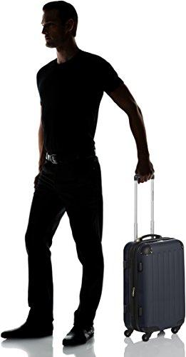 HAUPTSTADTKOFFER – Alex – Handgepäck Koffer Hartschale  – TSA – 42 Liter - 8