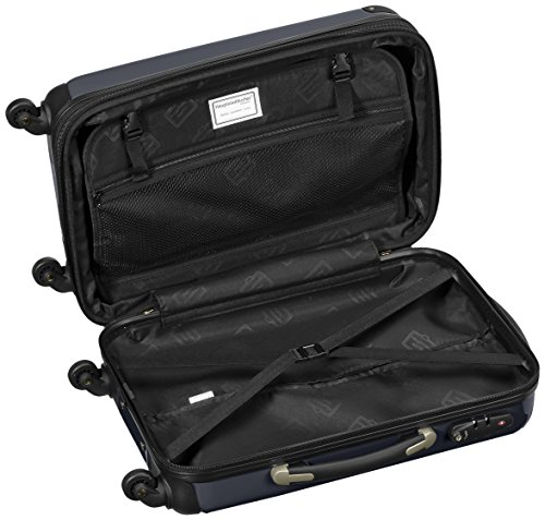 HAUPTSTADTKOFFER – Alex – Handgepäck Koffer Hartschale  – TSA – 42 Liter - 6