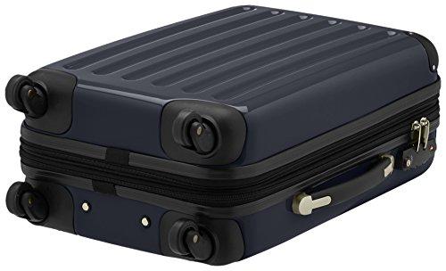 HAUPTSTADTKOFFER – Alex – Handgepäck Koffer Hartschale  – TSA – 42 Liter - 5
