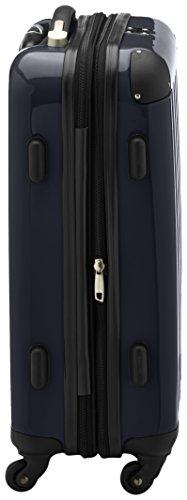 HAUPTSTADTKOFFER – Alex – Handgepäck Koffer Hartschale  – TSA – 42 Liter - 4