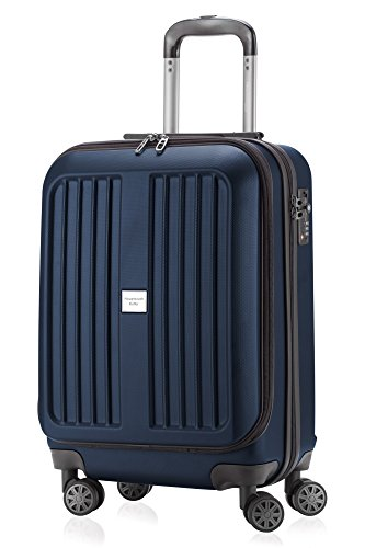 HAUPTSTADTKOFFER - X-Berg - Handgepäck - Hartschalenkoffer - TSA - 42 Liter