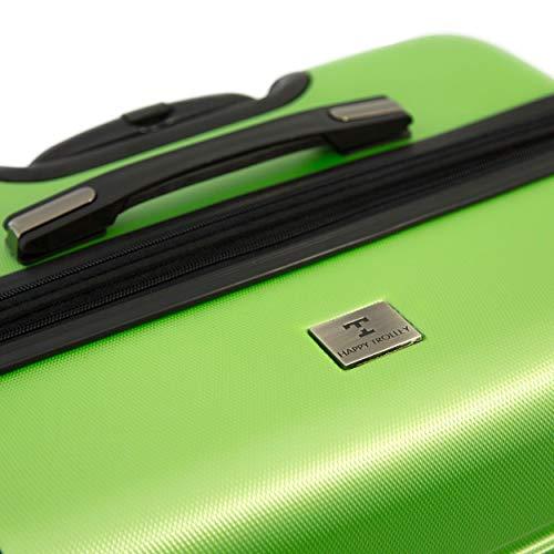 HAPPY TROLLEY by HAUPTSTADTKOFFER® XL Reisekoffer – LUGANO – TSA – 123 Liter - 4