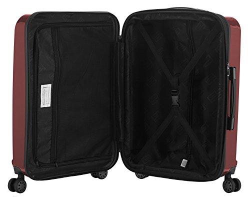 HAUPTSTADTKOFFER – X-Berg – Hartschalenkoffer Koffer – TSA – 90 Liter - 8