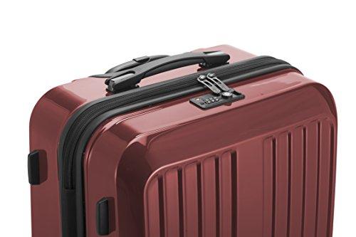 HAUPTSTADTKOFFER – X-Berg – Hartschalenkoffer Koffer – TSA – 90 Liter - 9