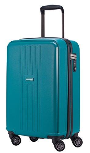 HAUPTSTADTKOFFER - FHAIN Handgepäck Koffer Trolley Hartschale matt - TSA - 37 Liter