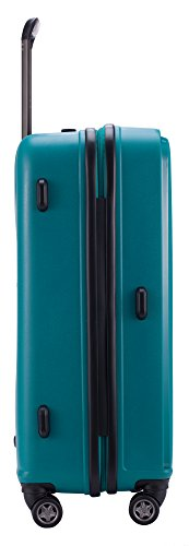 HAUPTSTADTKOFFER – FHAIN Handgepäck Koffer Trolley Hartschale matt – TSA – 37 Liter - 3
