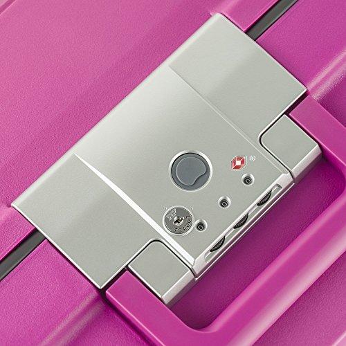 Delsey Koffer, rosa (Pink) – 119 Liter - 8