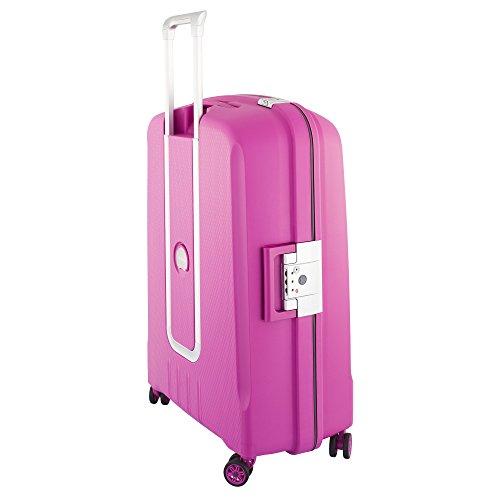 Delsey Koffer, rosa (Pink) – 119 Liter - 10