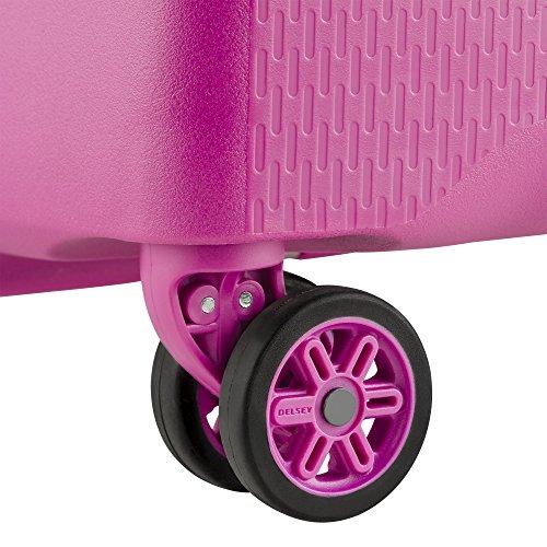 Delsey Koffer, rosa (Pink) – 119 Liter - 6
