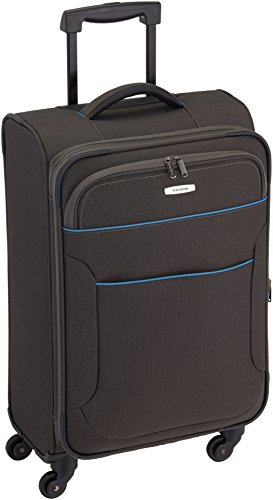 Travelite Koffer Derby 4-rad Trolley M, Anthrazit - 62 Liter