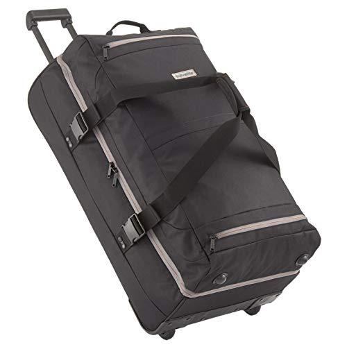 TRAVELITE Doppeldecker Trolley-Reisetasche mit Rollen - 94 Liter