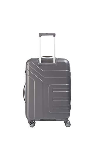 Travelite Vector 4-Rollen-Trolley M – erweiterbar – 80 Liter - 3