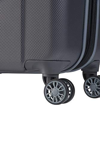Travelite Vector 4-Rollen-Trolley M – erweiterbar – 80 Liter - 6
