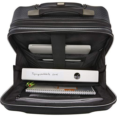 Titan Xenon Deluxe Business Wheeler mit Laptopfach – 40 Liter - 7