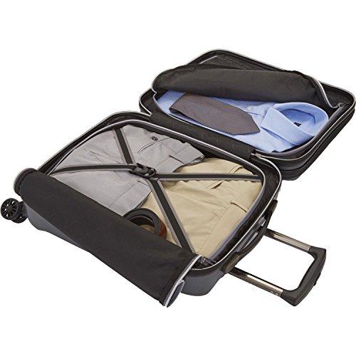 Titan Xenon Deluxe Business Wheeler mit Laptopfach – 40 Liter - 6