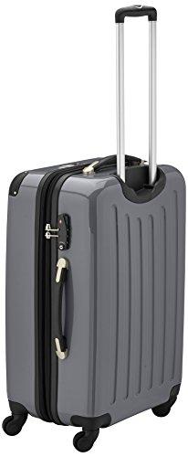 HAUPTSTADTKOFFER – Alex – Koffer Hartschale Titan glänzend, TSA – 74 Liter - 3