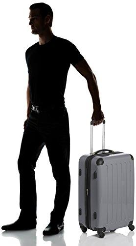 HAUPTSTADTKOFFER – Alex – Koffer Hartschale Titan glänzend, TSA – 74 Liter - 8