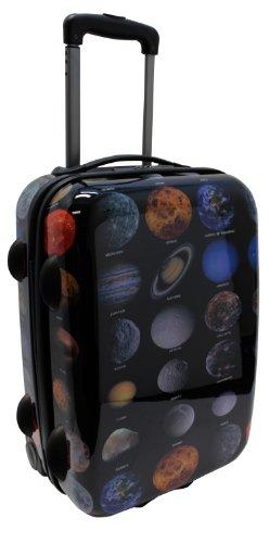 Saxoline Koffer Planets Handgepäck-trolley - 29 Liter