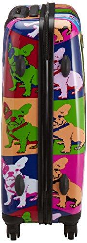 Saxoline Blue Bulldog Koffer – 60 Liter - 4