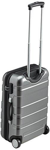 American Tourister Koffer Pasadena Upright – 28 Liter Silber - 3